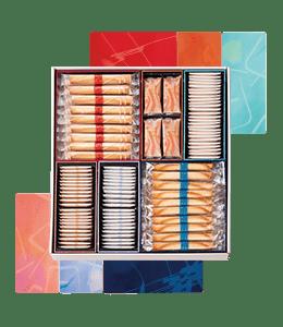 クッキー アソート6種124個入り